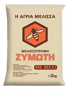 Fermented bee food with honey 2kg