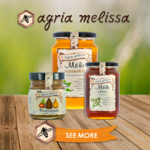 Traditional Greek honey and bee products | en.agriamelissa.gr